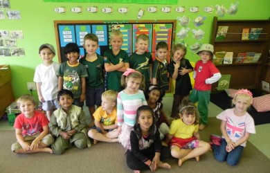 Pre-Primary Heritage Day
